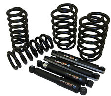 "63-72 CHEVY TRUCK DROP COIL SPRINGS & SHOCK SET - 2"" FRONT 6"" REAR"