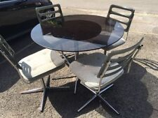 Unbranded Glass Table & Chair Sets