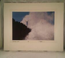 Juan Collignon Hoff Unbending Spirit 1987 Signed Dye Transfer Photographic Print
