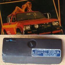 TOYOTA HILUX 1982 LN46R KRPQ OEM GLOVE BOX LID Suit 1979 1983 N30 N40 MINI TRUCK