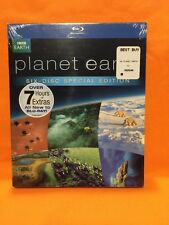 Planet Earth (Special Edition Gift Set,6 Discs)Brand New