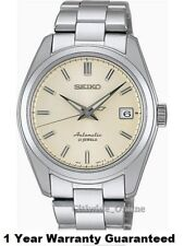 Seiko SARB035 Mechanical Automatic White Dial Men's Watch w/ 1 Yr Warranty US