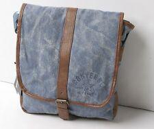 Converse Strap Flap Reporter Heritage Bag (Blue)