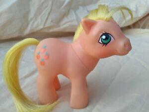 My Little Pony g1 Baby Applejack MLP Euro UK Exclusive Nirvana apple jack RARE
