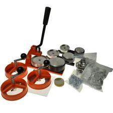 More details for enterprise products 3 stempel f. buttonmaschine micro, kreisschneider, 750 teile