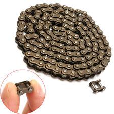 25H Chain With Spare Master Link For 47 49cc Mini Dirt ATV Pocket Bike Mini Moto