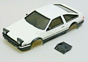 1/28 Mini Body TOYOTA COROLLA Sprinter TRUENO  -WHITE-