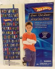 Hot Wheels Hotwheels Over the Door Display Case Item #20056 Stores 120 Cars 1:64