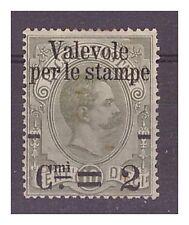 REGNO 1890 - VALEVOLE STAMPE 2/10 Cent.   NUOVO *