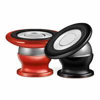 360 Magnetic Car Air Vent Mount Holder Stand for Mobile Phones, GPS Sat Nav