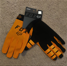 FOX RACING Atomic Orange RANGER GLOVES Bike Cycle Downhill Sz Men's XL NEW