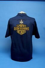 L.A. County Fire Department Air Ops Harley logo 2/C Navy.