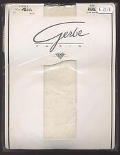 NEUF GERBE COLLANT FANTAISIE AVENUE IVOIRE TAILLE 4 MARIAGE SOIREE SEXY TIGHTS