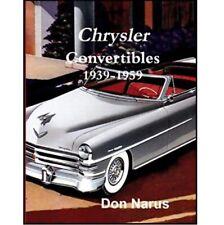 Chrysler Convertibles: 1939-1959