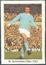 MY FAVOURITE SOCCER STARS 1970-LION- #16-MANCHESTER CITY-MIKE SUMMERBEE