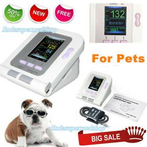 New Digital Blood Pressure Monitor,Veterinary/ For Animal  Use NIBP Pet Hospital