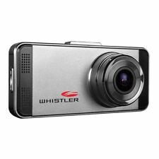 """Whistler 1080P High Def Dashboard Camera 170 Wide Angle + 2.7"""" LCD Monitor D17VR"""