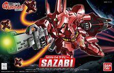 Bandai Gundam Char's Counterattack Legend BB #382 BB382 Sazabi SD Model Kit USA