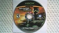 Tom Clancy's Splinter Cell: Pandora Tomorrow (Microsoft Xbox, 2004)