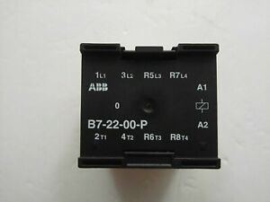 1pc New ABB Miniature AC Contactor B7-22-00-P 24VAC
