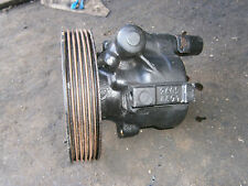power steering pump with ac vauxhall vivaro renault trafic traffic 01 to 06 van