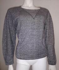 ISABEL MARANT ETOILE Sweater Sweatshirt Scoop Neck Wide Sleeves sz M