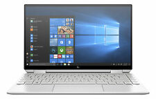 "HP Spectre X360 13-aw0124tu 13.3"" (512GB SSD, Intel Core i7 10th Gen., 3.90GHz, 16GB) Convertible 2-in-1 (with 32GB Optane Memory) - Natural Silver - 9UC32PA"