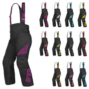 Youth FXR Clutch Pant Durable HydrX Shell F.A.S.T. Thermal Flex Insulation Combo