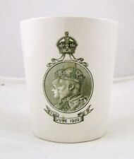 Royal Doulton King Edward VII Coronation Beaker - 1902 - Made In England