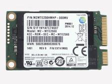 Samsung 256Gb MZ-MTE2560 portátil unidad SSD de MSATA