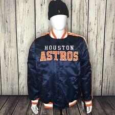 Houston Astros Rainbow Starter Jacket Size Medium NEW WITH TAGS