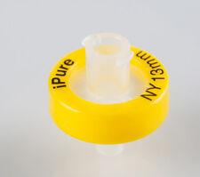 10pcs Nylon Syringe Filter 0.22um 13mm Fast Flow For Sample Pre-filtration HPLC