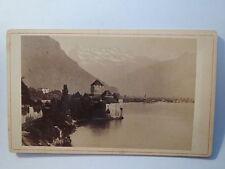 Schloss Chillon am Genfer See / CDV