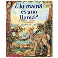¿Tu mamá es una llama?, Guarino, Deborah, Good Condition, Book