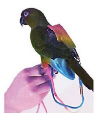 Parrot Flight Suit for Your Bird E-Wide for Congo, Amazons, Eclectus etc
