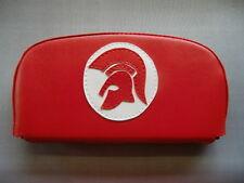 Rojo Tapa de respaldo de Scooter de Troya (estilo Monedero)