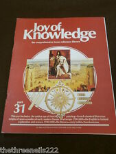 JOY OF KNOWLEDGE #31 - ORIGINS OF OPERA - EARLY BALLET