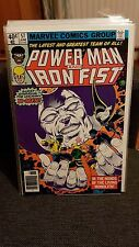 Powerman and Ironfist 57 FN Luke cage