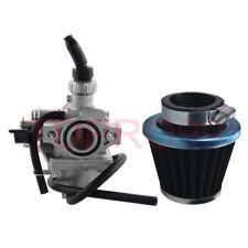19mm Vm16 Mikuni Carby 50cc 70cc 110/125CC Dirt bike ATV Carburetor Air Filter