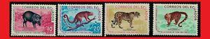 ZAYIX - Ecuador 676-679 MNH - wild animals