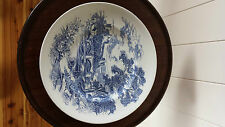 """Wedgwood & Co Vintage  Countryside 10"""" Dinner Plates"""