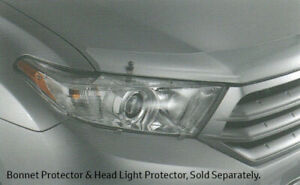 Toyota Kluger All GSU40, GSU45 Headlight Covers Jul 2010 - Dec 2013 PZQ14-48040