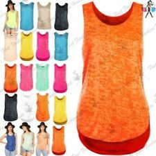 Camisetas de mujer sin marca sin mangas
