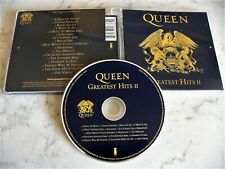 QUEEN GREATEST HITS II CD 2011 MADE IN GERMANY