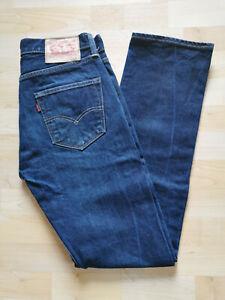 Levi's Levis Jeans 501 W29 L32 dunkelblau Herren