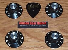 Fender Telecaster Knobs Set 1972 Reissue Guitar Parts Tele Pick Project Custom