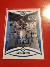 2008 Bowman Chrome JAKE ARRIETA Signed Card #BDPP22 Auto Orioles Cubs Phillies