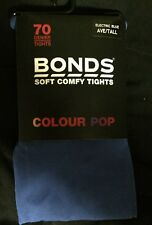 Bonds Colour Pop Tights-Electric Blue - Ave/Tall