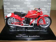 Moto Guzzi Dondolino Red Starline 1 24 Str99038 Miniature