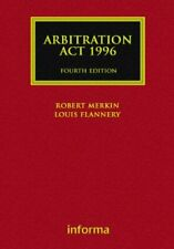 Arbitration Act 1996 (Lloyd's Commercial Law Libr... by Flannery, Louis Hardback